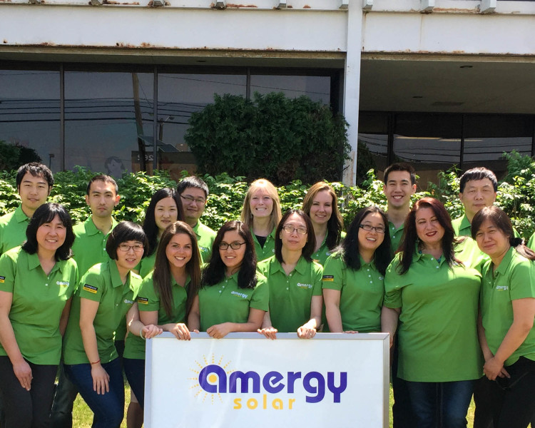 Amergy Solar and CertainTeed Solstice systems partnership