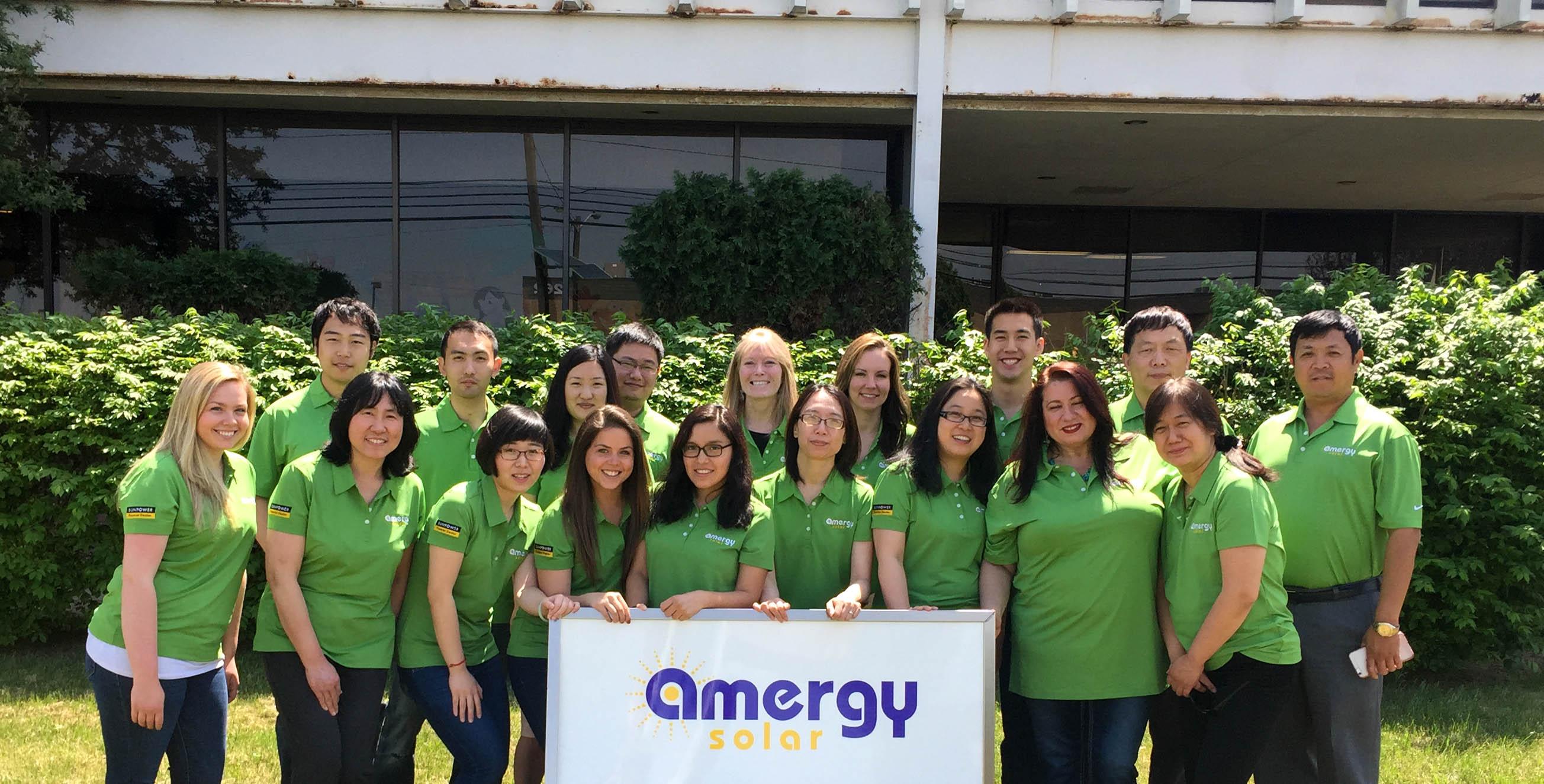 Amergy solar team