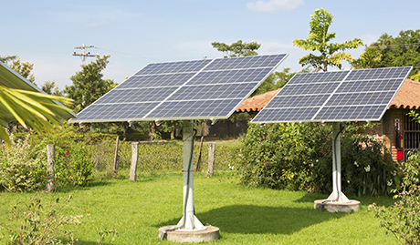 Solar Power In MA