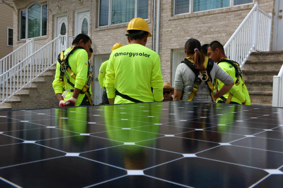 Solar Panels in New York