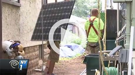 Solar Power Gaining Popularity on Staten Island