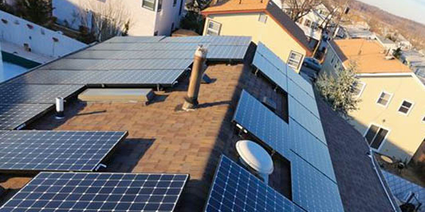 Solar Electricity in New Jersey