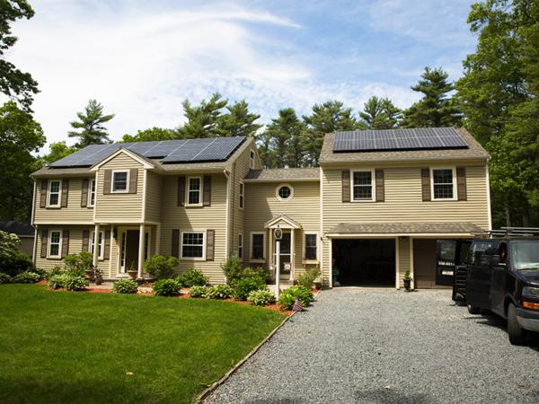 Amergy Solar Residential Solar Systems In Nj Amp Ny